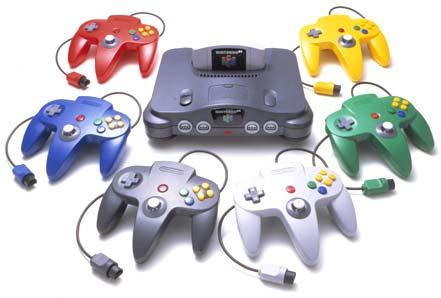 Opinion: The Nintendo 64Experience